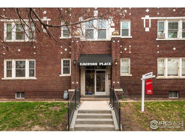 1340 N Emerson St #3, Denver, CO 80218 (MLS #877023) :: Sarah Tyler Homes