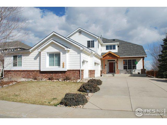 1338 Forrestal Dr, Fort Collins, CO 80526 (MLS #877059) :: Sarah Tyler Homes