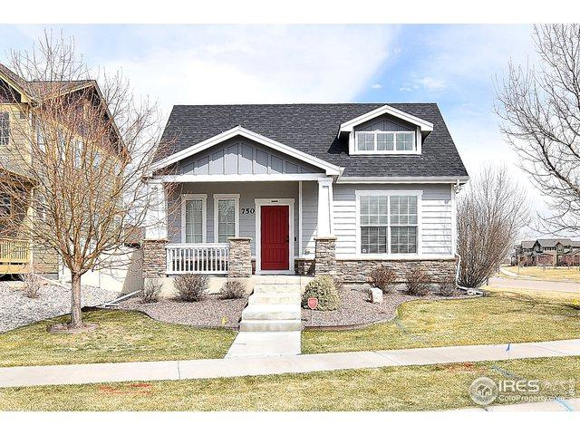 750 Three Forks Dr, Fort Collins, CO 80524 (MLS #877071) :: Downtown Real Estate Partners