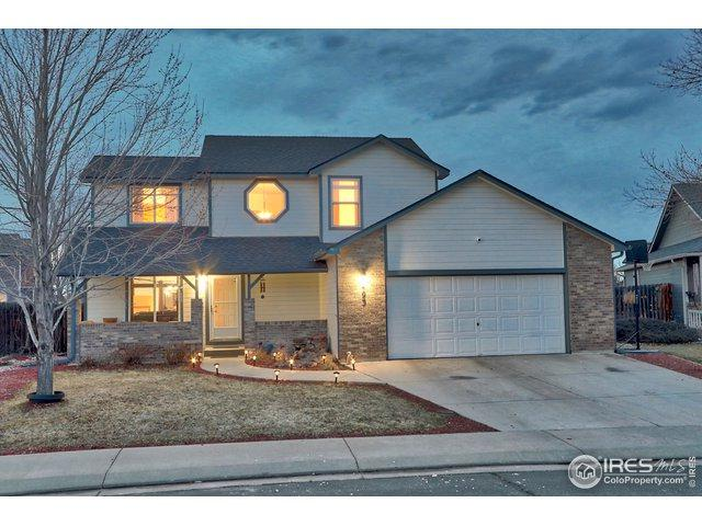 493 Soar Ln, Platteville, CO 80651 (#877101) :: The Dixon Group