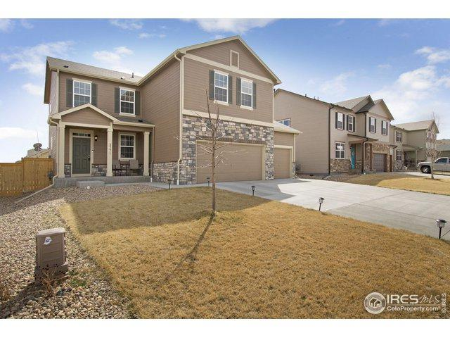3771 Sunrose St, Wellington, CO 80549 (#877143) :: The Griffith Home Team