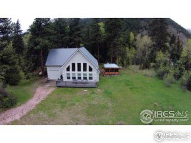 29737 Poudre Canyon Rd, Bellvue, CO 80512 (MLS #877153) :: Downtown Real Estate Partners