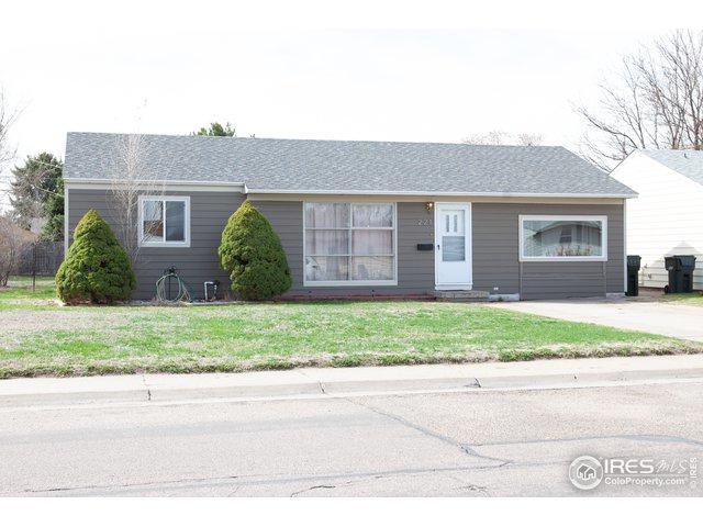 221 Logan St, Sterling, CO 80751 (MLS #877215) :: J2 Real Estate Group at Remax Alliance