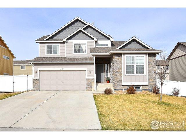 2319 74th Ave Ct, Greeley, CO 80634 (MLS #877269) :: June's Team