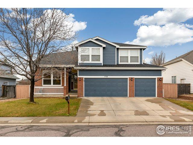 750 Peach Ct, Louisville, CO 80027 (MLS #877302) :: Sarah Tyler Homes