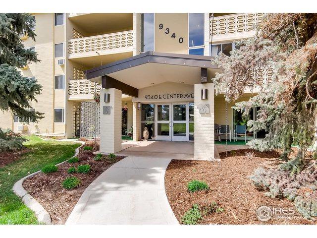 9340 E Center Ave 8A, Denver, CO 80247 (MLS #877321) :: Tracy's Team