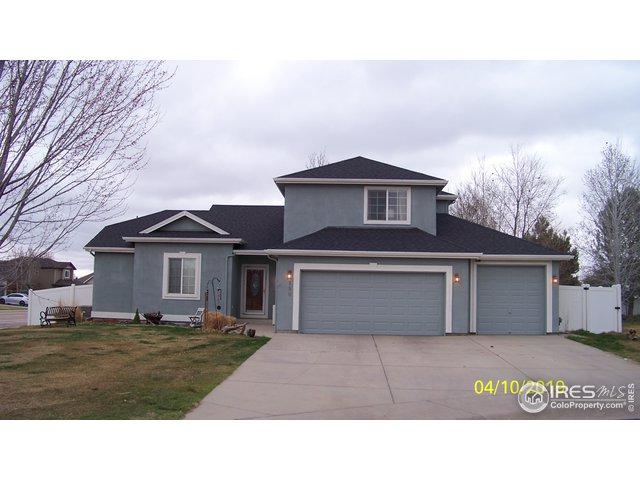 150 63rd Ave, Greeley, CO 80634 (MLS #877327) :: June's Team