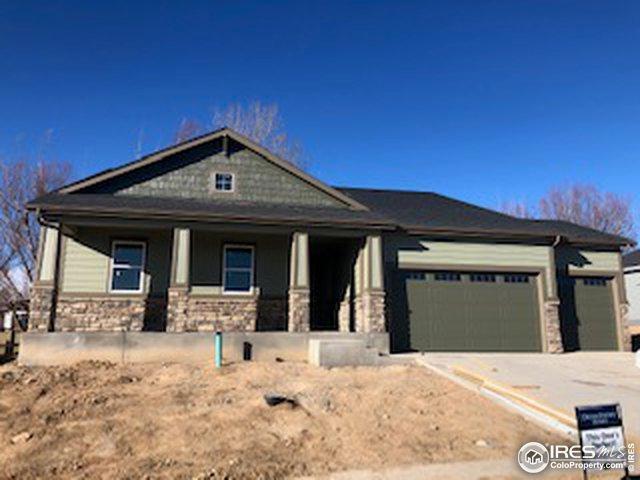 855 Canyonlands St, Berthoud, CO 80513 (MLS #877338) :: Kittle Real Estate