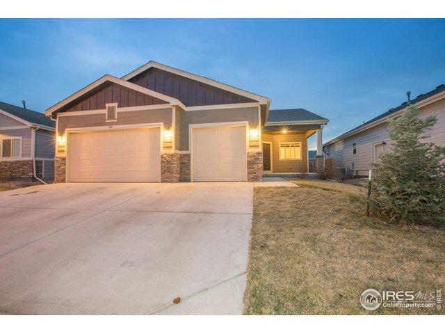 841 Village Dr, Milliken, CO 80543 (MLS #877427) :: Tracy's Team