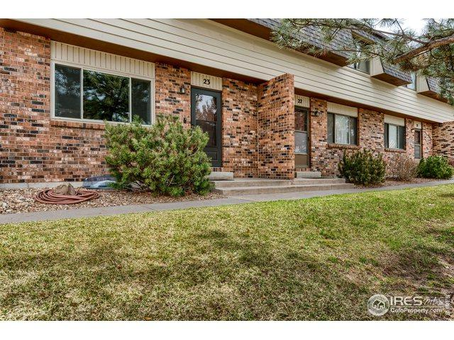 2708 19th St Dr #23, Greeley, CO 80634 (#877441) :: The Dixon Group
