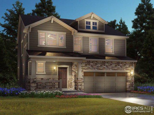 724 Bear Peak Rd, Erie, CO 80516 (MLS #877452) :: 8z Real Estate