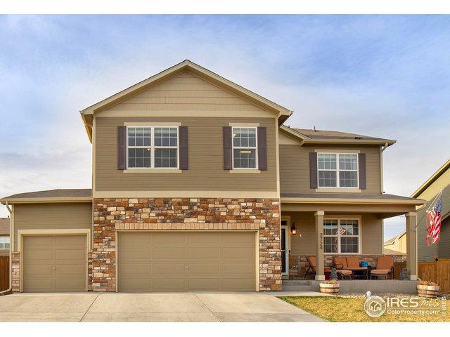 3724 Torch Lily St, Wellington, CO 80549 (MLS #877458) :: June's Team