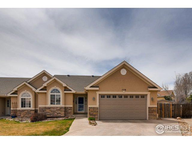 1116 Cottonwood Ct, Johnstown, CO 80534 (MLS #877472) :: Downtown Real Estate Partners