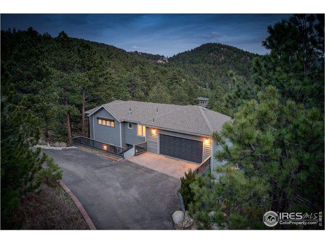 2167 Fourmile Canyon Dr, Boulder, CO 80302 (MLS #877488) :: The Bernardi Group at Coldwell Banker