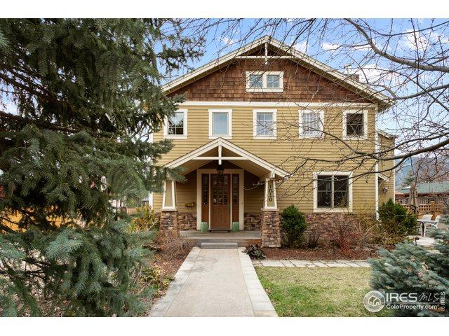 1010 Cedar Ave, Boulder, CO 80304 (MLS #877505) :: 8z Real Estate