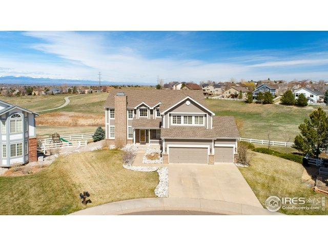 7451 Pirlot Pl, Lone Tree, CO 80124 (#877525) :: HomePopper
