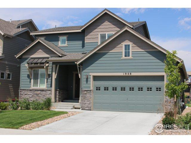 1908 Los Cabos Dr, Windsor, CO 80550 (MLS #877562) :: Sarah Tyler Homes