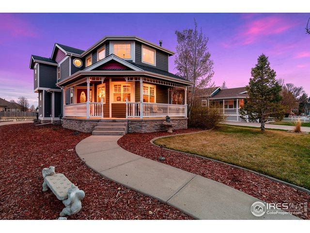 1425 Canal Dr, Windsor, CO 80550 (MLS #877584) :: 8z Real Estate