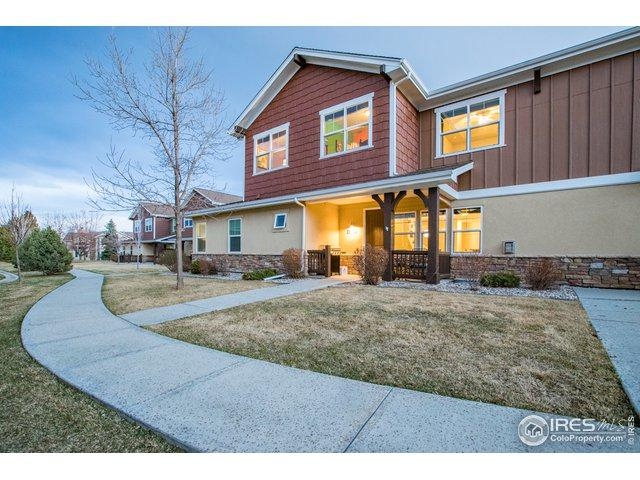 5850 Dripping Rock Ln D-103, Fort Collins, CO 80528 (MLS #877588) :: J2 Real Estate Group at Remax Alliance