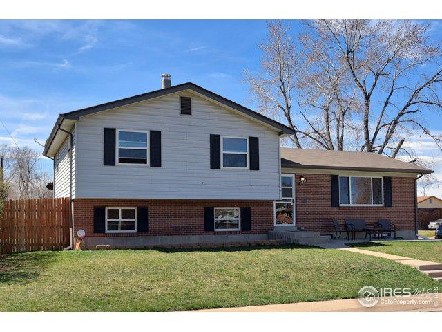 11957 Lafayette St, Northglenn, CO 80233 (#877590) :: The Griffith Home Team