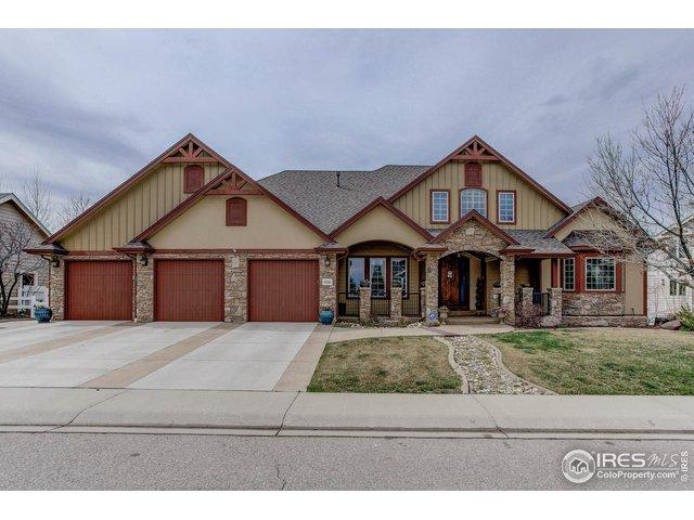 8251 Sand Dollar Dr, Windsor, CO 80528 (MLS #877604) :: Tracy's Team