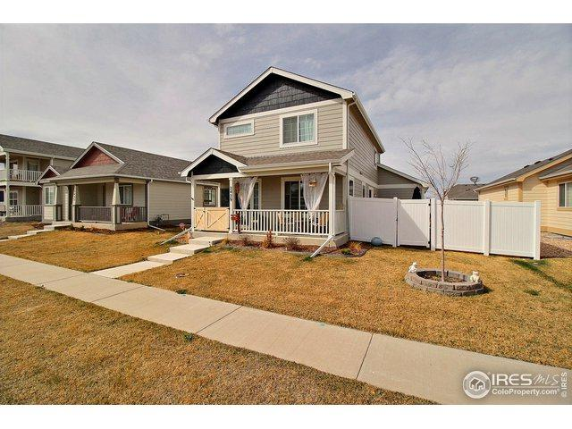 2429 Shooting Star Way, Evans, CO 80620 (MLS #877610) :: Kittle Real Estate