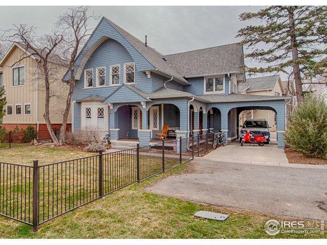 2044 Walnut St B, Boulder, CO 80302 (MLS #877641) :: Downtown Real Estate Partners