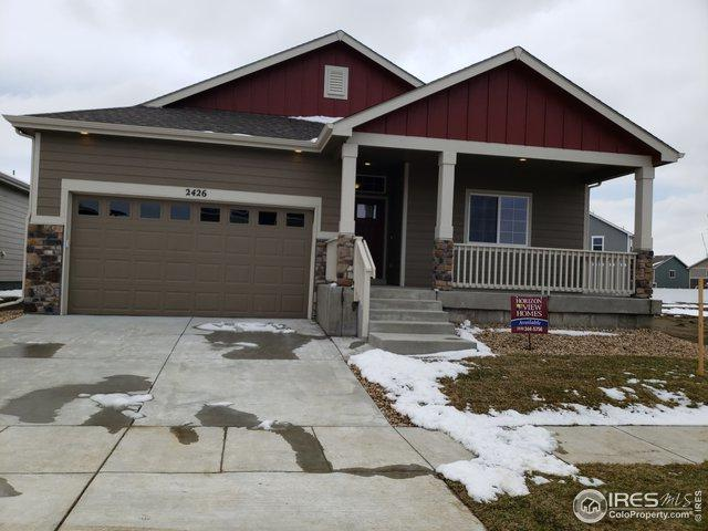 2426 Barela Dr, Berthoud, CO 80513 (MLS #877649) :: 8z Real Estate
