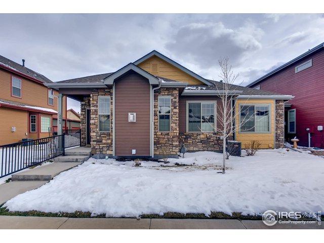 3464 Janus Dr, Loveland, CO 80537 (MLS #877661) :: Hub Real Estate