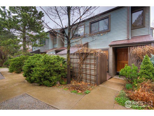 350 Arapahoe Ave #24, Boulder, CO 80302 (MLS #877746) :: Hub Real Estate