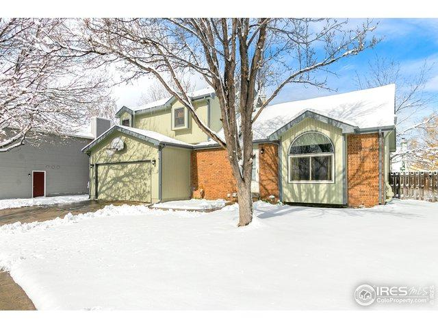3807 Granite Ct, Fort Collins, CO 80526 (#877750) :: The Griffith Home Team