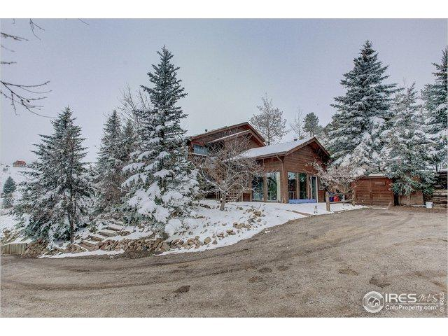 184 Chapman Rd, Boulder, CO 80302 (MLS #877757) :: The Bernardi Group at Coldwell Banker