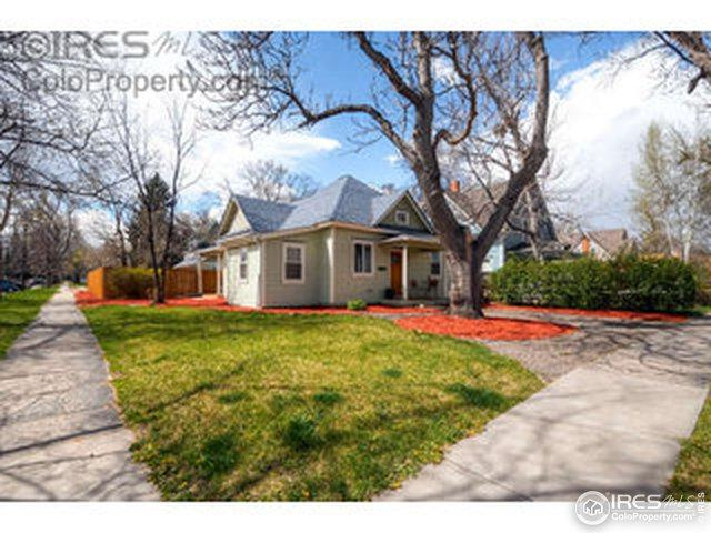 729 Mathews St, Fort Collins, CO 80524 (MLS #877770) :: Keller Williams Realty