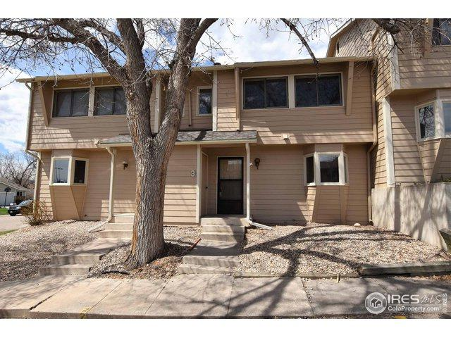 1440 Edora Rd #3, Fort Collins, CO 80525 (MLS #877776) :: Hub Real Estate