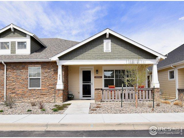4751 Pleasant Oak Dr B45, Fort Collins, CO 80525 (MLS #877802) :: Tracy's Team