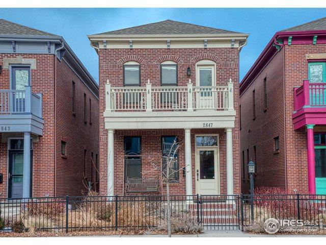 2647 Curtis St, Denver, CO 80205 (MLS #877808) :: 8z Real Estate