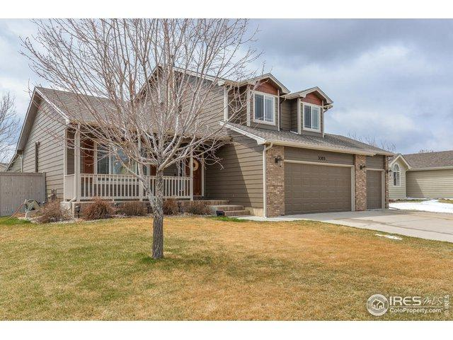 3393 White Buffalo Dr, Wellington, CO 80549 (MLS #877815) :: 8z Real Estate