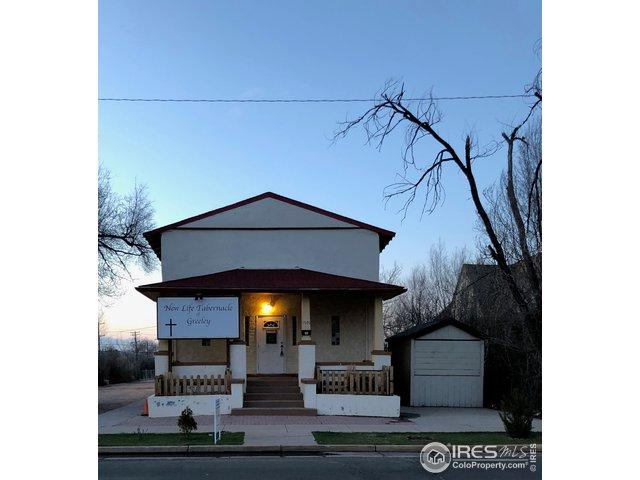 1501 5th St, Greeley, CO 80631 (MLS #877834) :: J2 Real Estate Group at Remax Alliance