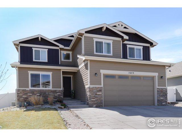 1643 Alpine Ave, Berthoud, CO 80513 (MLS #877840) :: Hub Real Estate