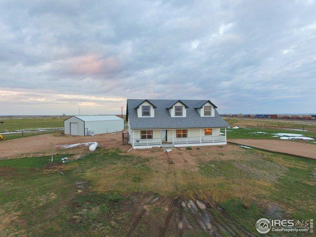 29825 County Road 398, Keenesburg, CO 80643 (#877856) :: The Griffith Home Team