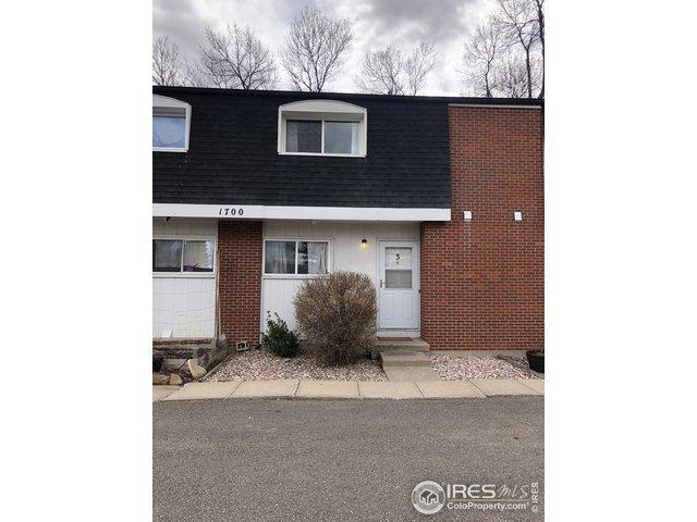 1700 Palm Dr #3, Fort Collins, CO 80526 (MLS #877864) :: Hub Real Estate