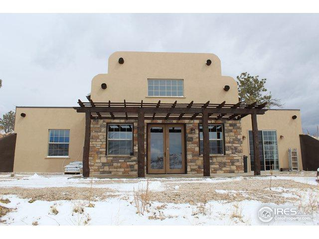 616 Horse Mountain Dr, Livermore, CO 80536 (MLS #877915) :: Kittle Real Estate