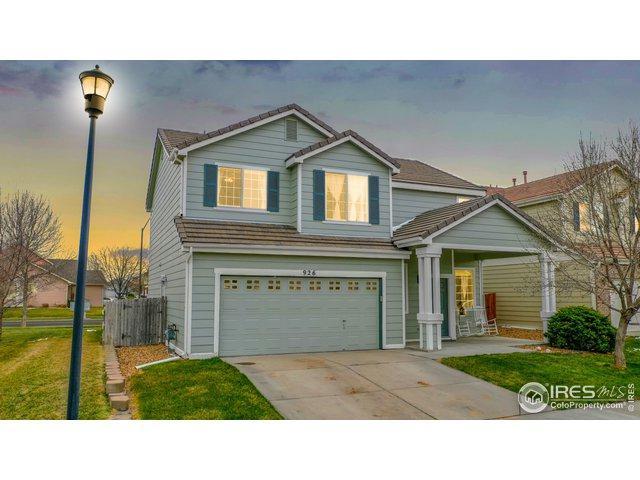 926 Glenwall Dr, Fort Collins, CO 80524 (MLS #877931) :: Sarah Tyler Homes