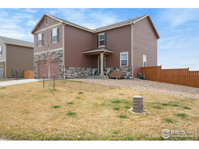 3611 Torch Lily St, Wellington, CO 80549 (MLS #877935) :: June's Team