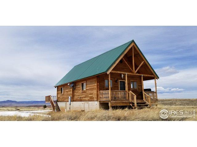 2780 Camel Rock Rd, Red Feather Lakes, CO 80545 (MLS #877967) :: Kittle Real Estate