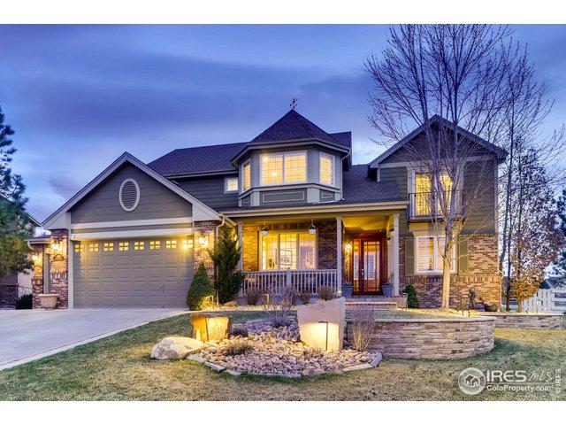 13921 Westhampton Ct, Broomfield, CO 80023 (MLS #878004) :: The Lamperes Team
