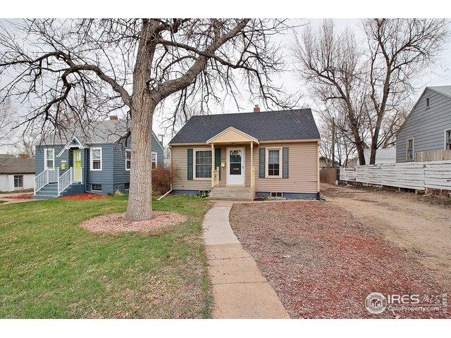 1014 19th Ave, Greeley, CO 80631 (MLS #878013) :: June's Team
