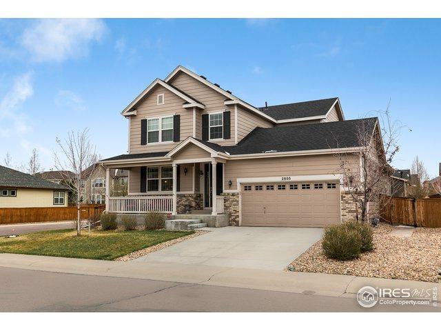 2805 E 141st Pl, Thornton, CO 80602 (MLS #878028) :: 8z Real Estate
