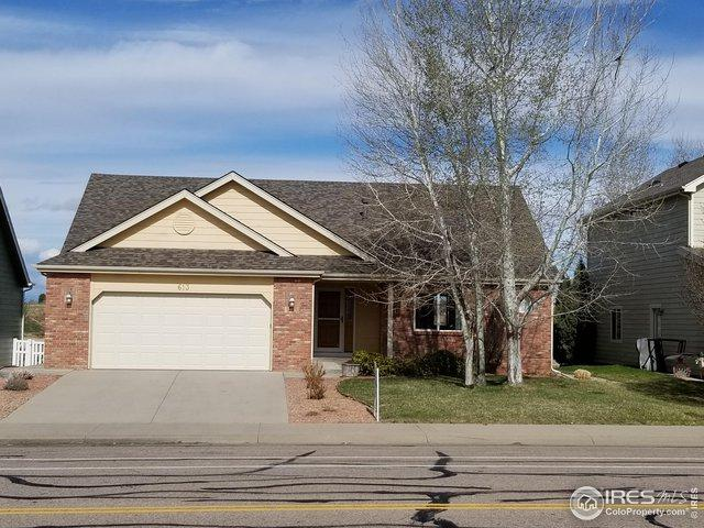 613 63rd Ave, Greeley, CO 80634 (MLS #878033) :: June's Team
