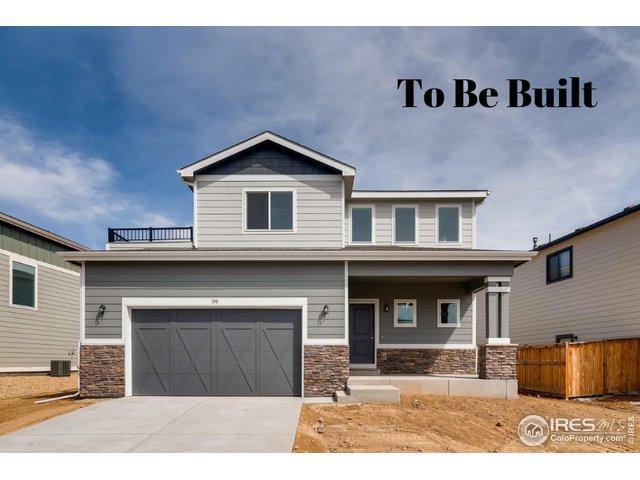 124 Turnberry Dr, Windsor, CO 80550 (MLS #878077) :: Kittle Real Estate